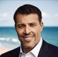 Tony Robbins - Life and Business Strategist, -